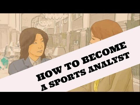 How to Become a Sports Analyst