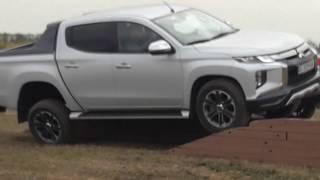 Mitsubishi тест драйв часть 2. Mitsubishi test drive part 2.