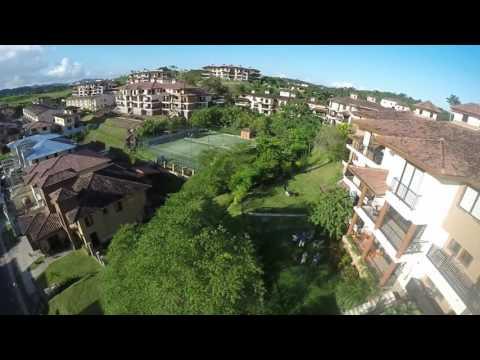 Drone Flight over Embassy Club, Clayton, Panama