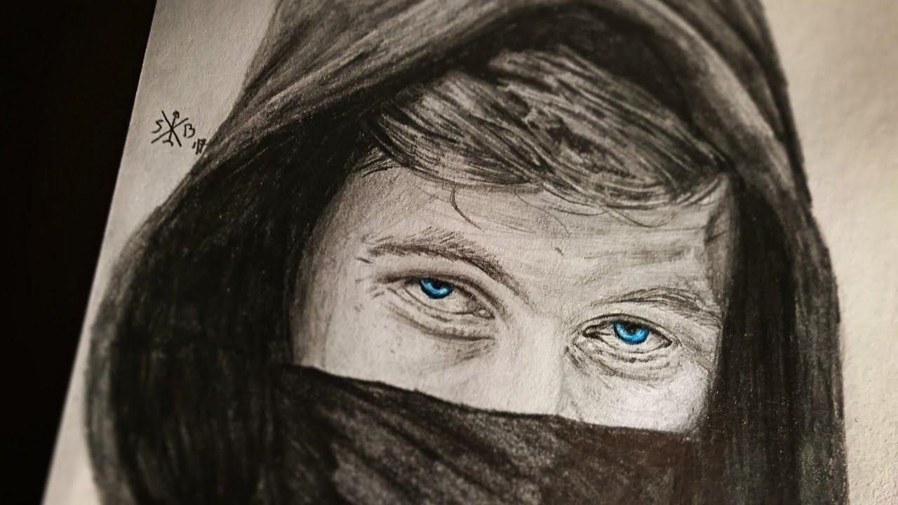 Speed drawing #13- Alan Walker