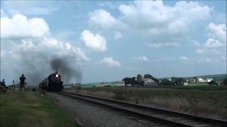 Strasburg Railroad 475 at Paradise Lane