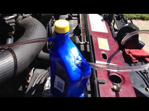 Diy Coolant Extractor Tool Doovi