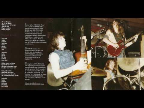 Asylum - The Earth Is The Insane Asylum Of The Universe (1985) Full Demo Album
