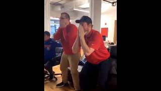 Tiger Woods Wins Masters Reaction Compilation