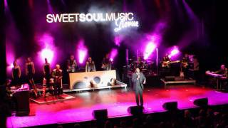 """Soulman"" ""Soothe Me"" ""Unchained Melody"" - Sweet Soul Music Revue - Deutsches Theater"