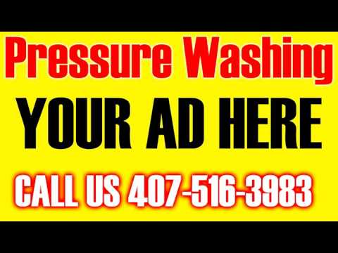 Concrete Pressure Washing in Ocoee FL | CALL US| 407-516-3983