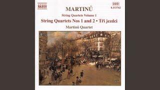 """String Quartet No. 1, H. 117, """"The French"""": Allegro con brio"""