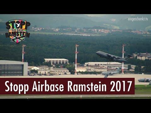 Stopp Airbase Ramstein 2017 (9. September 2017)