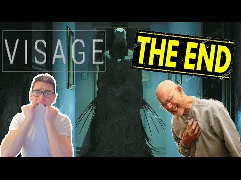 HORROR - Visage - Funny Jumpscares to End the Game - Part 3