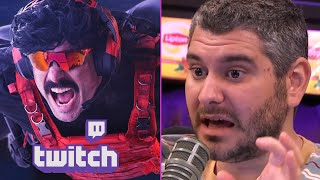 Why Was Dr DisRespect Banned From Twitch?