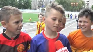 У Нововолинську відбувся турнір з міні-футболу серед дворових команд