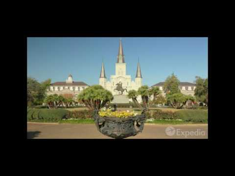 Travelling guide to the city of New Orleans in Louisiana