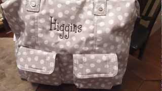ThirtyOne | A Look Inside the Casual Cargo Purse | Crafty Trends