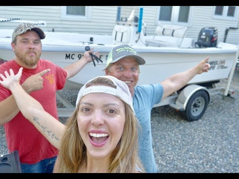 Our Boat Restoration Project! DIY Boat Repair to BRAND NEW BOAT TOUR!