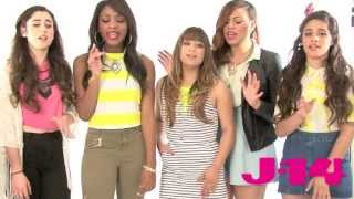 j 14 exclusive fifth harmony cover taylor swift s red