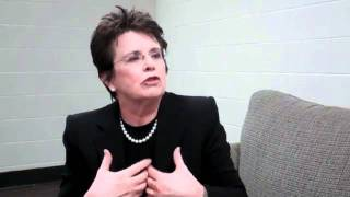 USANA Visits with the Legendary Billie Jean King