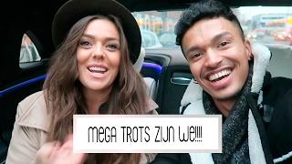 AMSTERDAM FASHION WEEK MET LUCA! | Laura Ponticorvo | VLOG #351