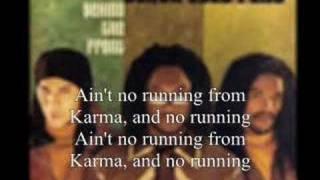 Black Eyed Peas ))) Karma {Lyrics Included}