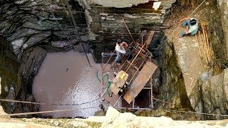Side Bore Drilling || No.1 Desi Jugad  || My well's borewell video || indian jugad