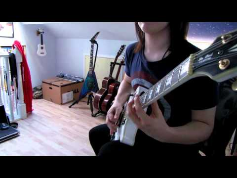 blessthefall | Promised Ones (Guitar Cover)