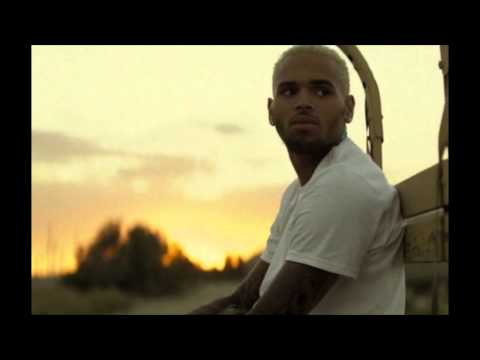 Chris Brown - As Your Friend