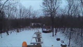 Backyard Roller Coaster Winter Update 2016