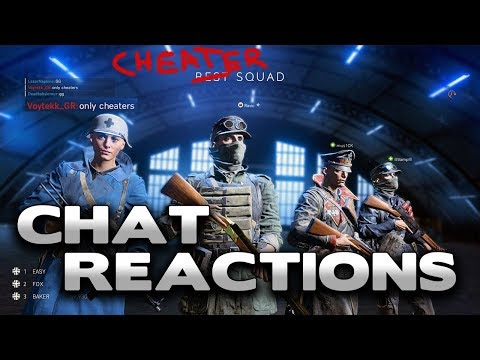 "Battlefield 5 ""prefired me by the walls"" - Chat Reactions 2 thumbnail"