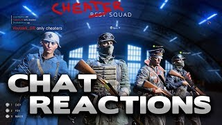 "Battlefield 5 ""prefired me by the walls"" - Chat Reactions 2"
