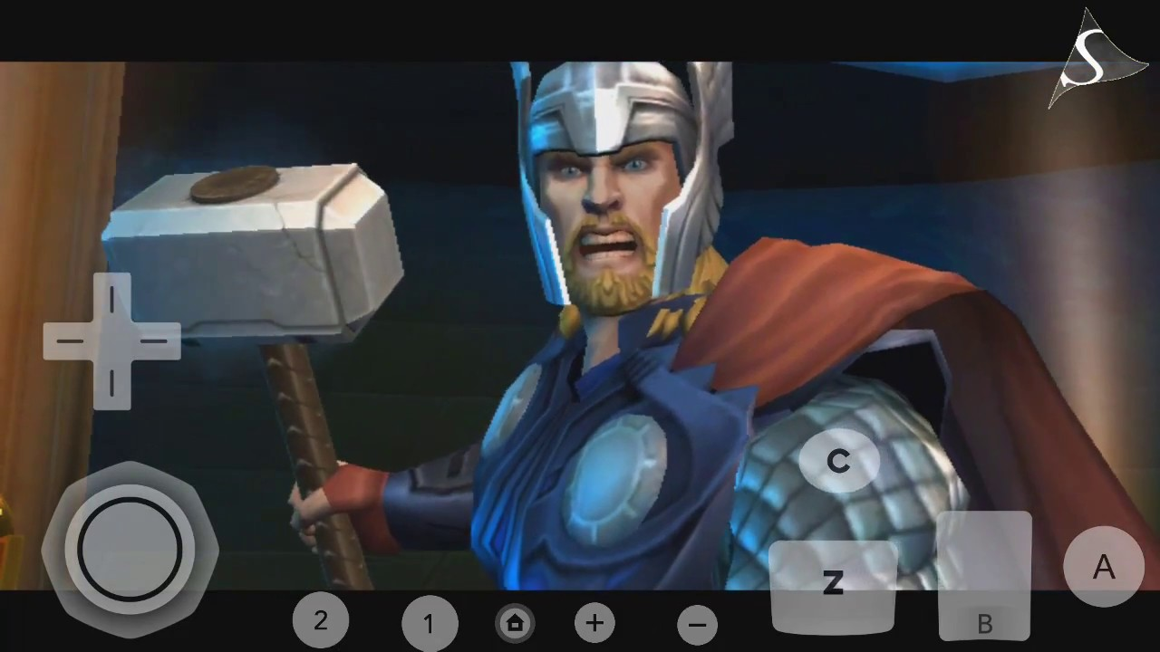 thor god of thunder wii download