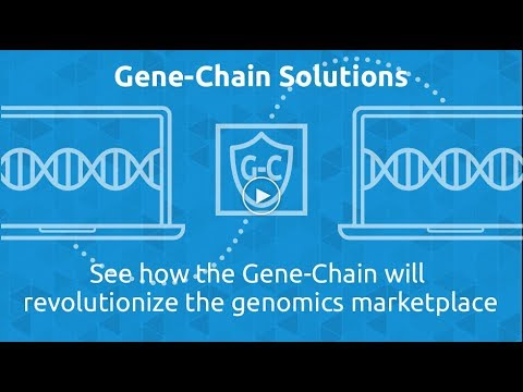 Gene-Chain Solutions by EncrypGen - DNA Blockchain