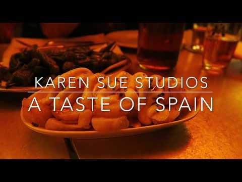 🥘 A TASTE OF SPAIN | 3 MUST TRY FOODS IN SPAIN | FOOD IN BARCELONA