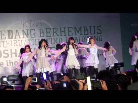 [FANCAM] JKT48  - Kaze wa Fuiteiru at Kazewa HS Fes PRJ 28022015