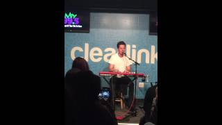 """Charlie Puth """"One Call Away"""" at the Clearlink Lounge in SLC UT"""