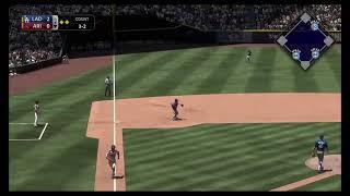 MLB 18 The Show-LA Dodgers at Arizona Game 3