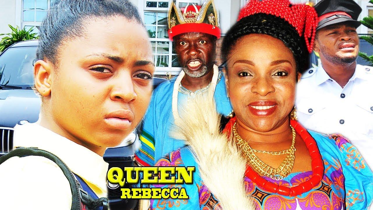 Download Queen Rebecca Season 3 - Liz Benson|Regina Daniels 2017 Latest Nigerian Nollywood Movie