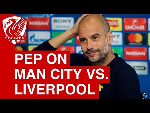 Pep Guardiola Pre-Match Press Conference | Man City vs. Liverpool (Champions League)