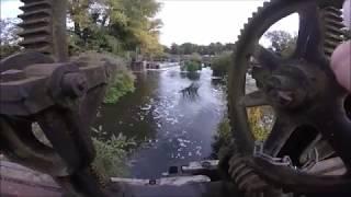 Magnet Fishing  Dobbs Weir Lock, Hoddesdon England River Lea