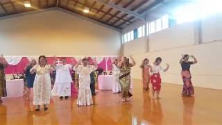 Mothers Day 2019 Dance #1: I will praise the Lord - African Dance