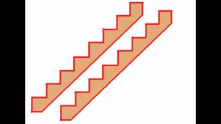 How To Make Popsicle Stick Stairs