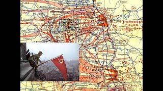 Разбор ЕГЭ. Как делать задание с картой (Великая Отечественная война)