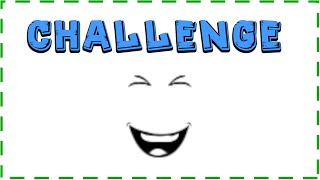 Weekly Challenge -Roblox Try Not To Laugh-