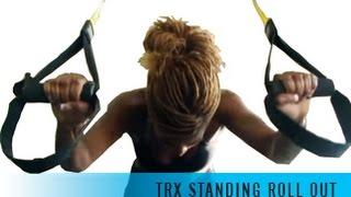 advanced trx trx row planks