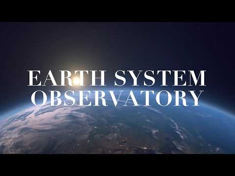 Introducing NASAs NEW Earth System Observatory