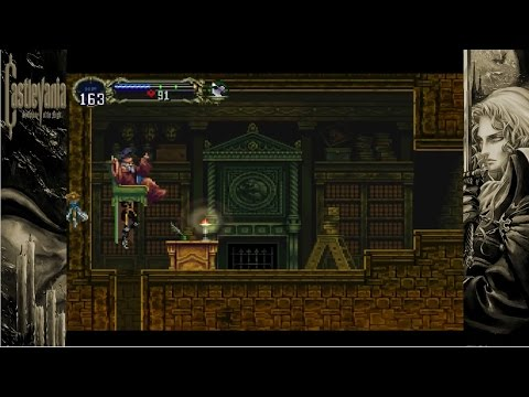 Up All Night to Get Lucky, Let's Stream SotN - 07
