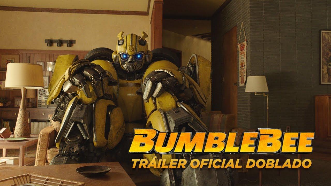 Bumblebee | Tráiler Oficial Doblado | Paramount Pictures México