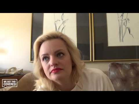 Exclusive Interview: Elisabeth Moss Talks Truth [HD]