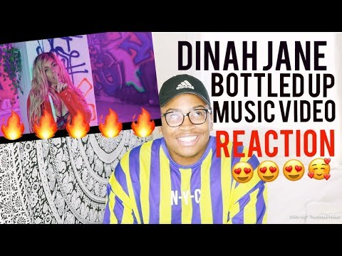 Dinah Jane - Bottled Up Music Video | REACTION!