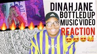 Dinah Jane - Bottled Up Music Video | REACTION!
