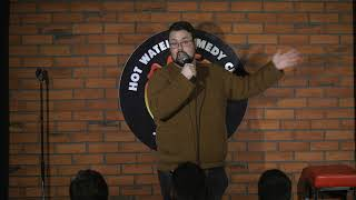 Liam Tuffy LIVE at Hot Water Comedy Club