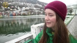 Interview Sigrid - EBBA winner Norway - Vlog #7